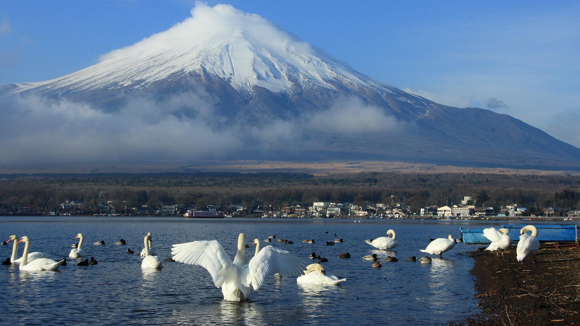 富士山の壁紙を1920 1080サイズ限定で集めてみた 画像 日本の